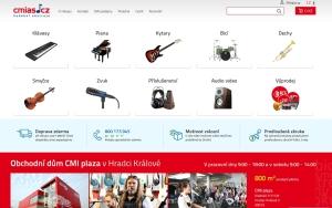 CMIAS referenční profil